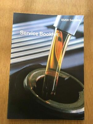 Bmw Service Book Brand New Genuine For All Petrol And Diesel....,,