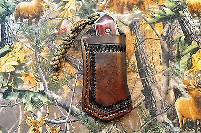 Custom Sheath-Holster For  Buck 276 277 Folding Knife, Sheath Only, Made In Usa