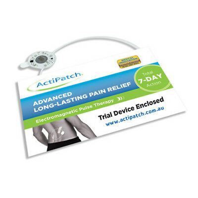 ActiPatch Electromagnetic Pulse Therapy 7 Day Trial Pack