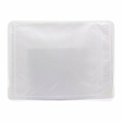 1000 Osmer Clear Invoice Document Labelopes envelope Self Adhesive Pouch CL1511