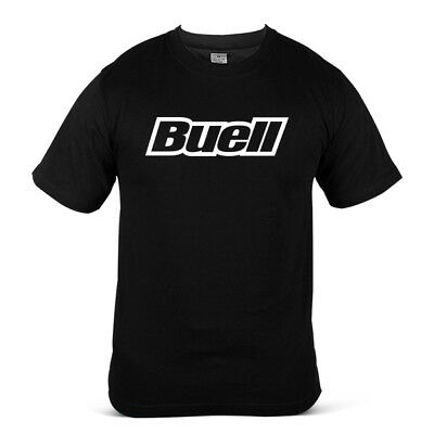 Buell Bikers Riders Streetwear Racing Sports Motorbike Race Mens Tee T-shirt