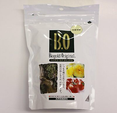 BIOGOLD ORIGINAL Natural Organic Plant for Bonsai BO Japanese Fertilizer*W Track