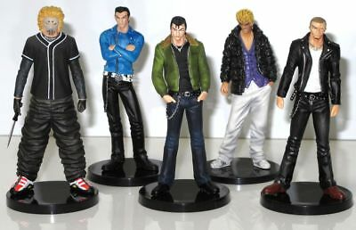 ORGANIC japan anime CROWS WORST BAD BOYS figure BLACKLIST collection b