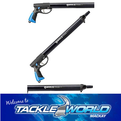 Mares Cyrano 90 Pneumatic Speargun Tackle World