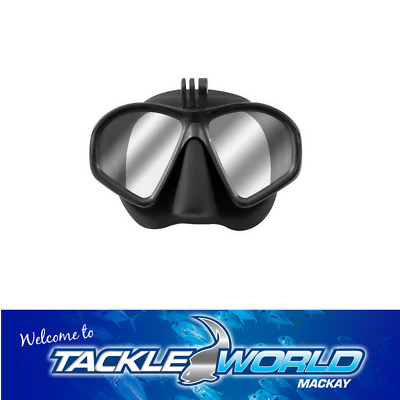 Ocean Hunter Phantom Mask with GO Pro Mount Tackle World