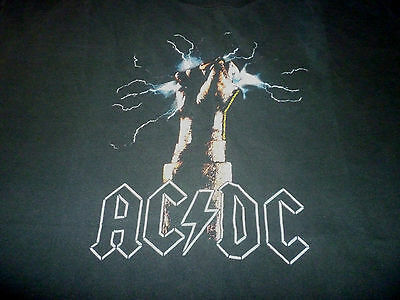 AC/DC  Shirt ( Used Size 2XL  ) Good Condition!!!
