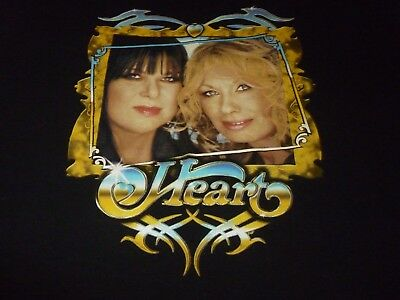 Heart Tour Shirt ( Used Size XL ) Nice Condition!!!