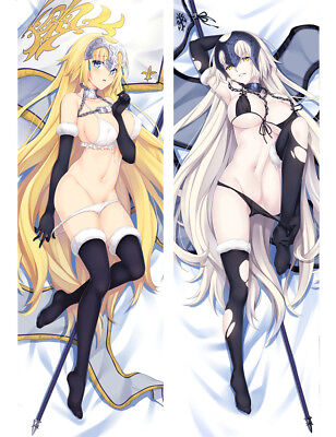 Fate Grand Order Dakimakura Anime manga two sides Pillow Cushion Case Cover
