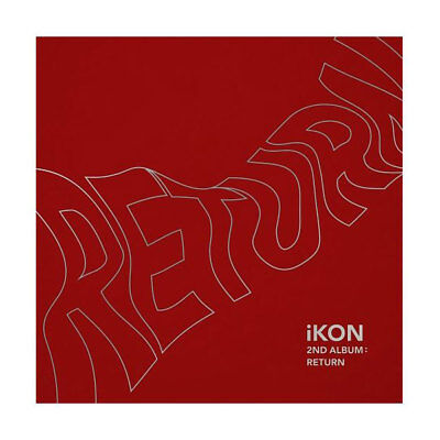Return by iKON The Vol.2 Album The Red Version