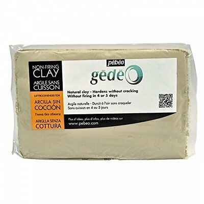 Gedeo 1.5 Kg Air Drying Clay, Natural