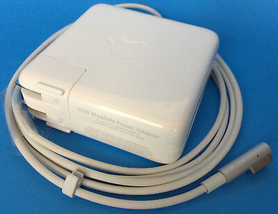 MacBook Pro 85W L-Tip MagSafe Power Adapter Charger Apple A1343 85 Watt MS1