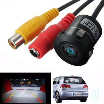 HOT Car Rear View Camera Parking Reversing Camera NTSC Monitor 170° Night Visi^h