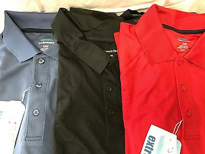 Wholesale Discounts! Mixed Lot - 5 NEW Men's or Women's Polos Golf Shirts
