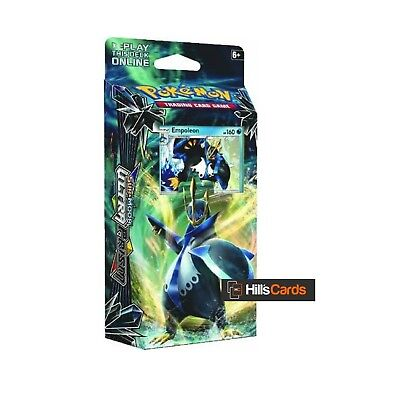 Pokemon Sun & Moon Ultra Prism: Imperial Command (Empoleon) Theme Deck: 60 Cards