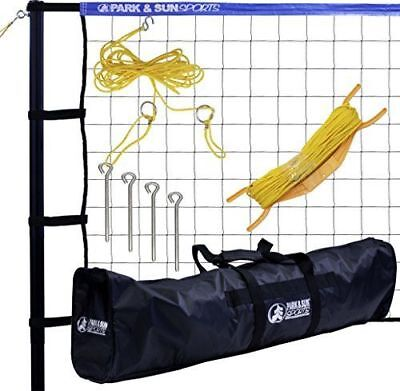 Park and Sun Spectrum Pro Volleyball Net System