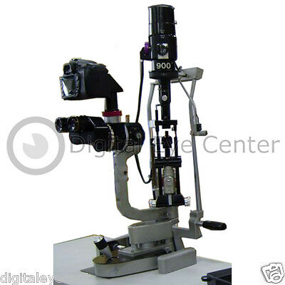 New Slit Lamp Camera Adapter SET for Haag Streit BQ 900 and BX 900