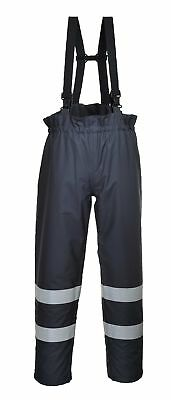Portwest Bizflame Rain Multi Protection Trouser Chemical Lined S771