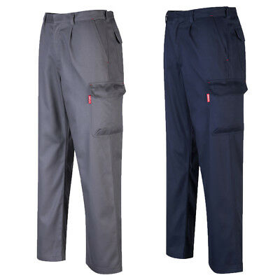 Portwest Bizweld Cargo Pant Welding ARC Flame Resistant Trousers BZ31