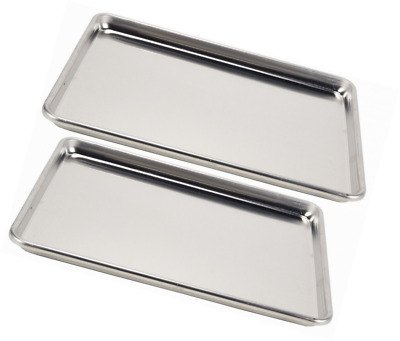 Vollrath 5314 Wear-Ever Half-Size Sheet Pans, Set of 2 (18-Inch x 13-Inch, Alumi