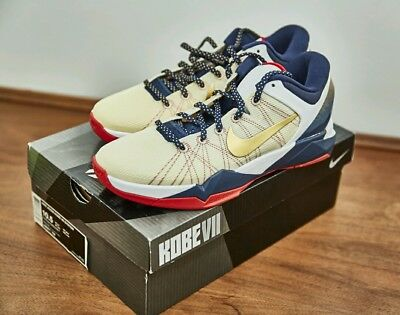 free shipping 01352 021d0 Nike Kobe VII 7 Gold Olympic 10.5 NEW