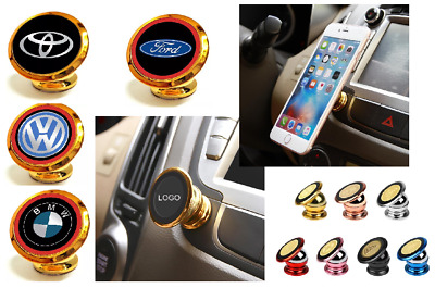 Universal Rotating Car magnetic Dashboard  Mount For GPS Mobile Phone Holder UK