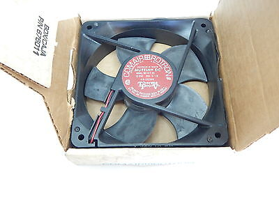 COMAIR ROTRON MC12T3H FAN 12VDC 3.1W 120mmX120mmX32mm WITH THERMAL SENSOR