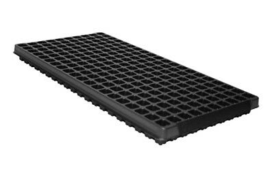 200 cell Plug Trays, (Qty. 5) Seed Starting trays, Cloning, Propagation Flats