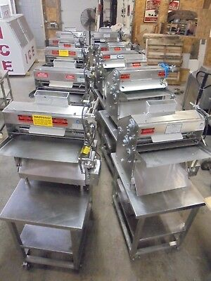 Dough Rollers / Sheeters / Pizza Rollers / Acme Mrs 11 / Ten Rollers  $14,000.00