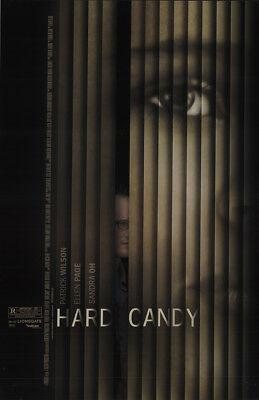 Hard Candy 2005 27x40 Orig Movie Poster FFF-66898 Rolled Fine, Very Good