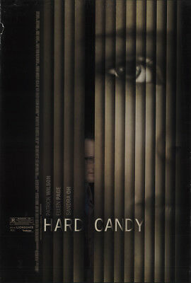 Hard Candy 2005 27x40 Orig Movie Poster FFF-66901 Rolled Patrick Wilson