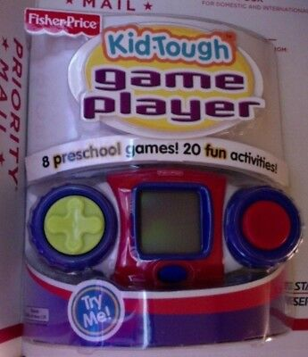 Fisher-Price Kid Tough Game Player