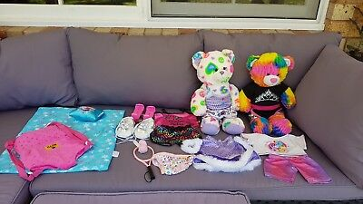 2 Build a bear's and clothing and accessories