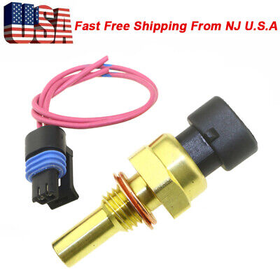 TX89 Coolant Temperature Sensor ECT/ETCS For GM Various Vehicles Engine Temp