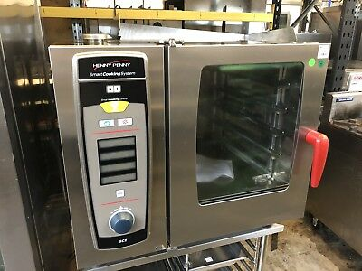 Rational/ henny penny SCC Electric 6 Grid with Stand Single Phase fully servi...