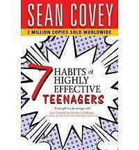 The 7 Habits Of Highly Effective Teenagers, Covey, Sean, Very Good Book
