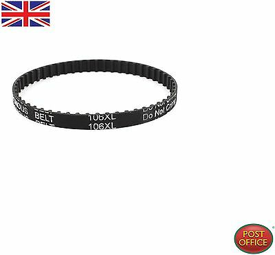 106XL 031 53T 7.9mm Width 5.08mm Pitch Rubber Cogged Industrial Timing Belt
