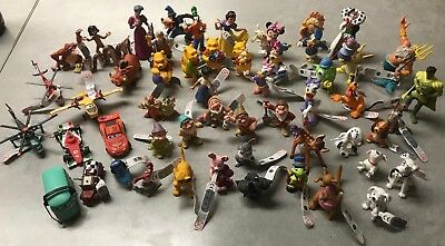 Bullyland Official Disney Figures, Figurines,Cake Toppers,Sugar Craft Characters