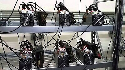 Antminer S9 - 27Th/s - Bitcoin, Bitcoin Cash, SHA256 MINING CONTRACT 24Hr