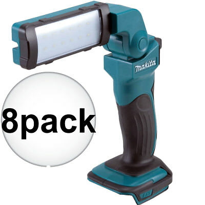 Makita DML801 8pk 18 Volt LXT Lithium-Ion 12 LED Flashlight (Tool Only) New
