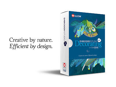 TRY Wilcom's EmbroideryStudio e4 Decorating software for 30 days AUSTRALIA ONLY