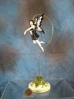 "Fairy Figurine Called ""pepper Diva"" By Amy Brown"