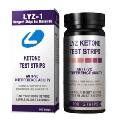 Ketone Test Strips Effectively and Accurately Keto Test for a Low Carb Ketogenic