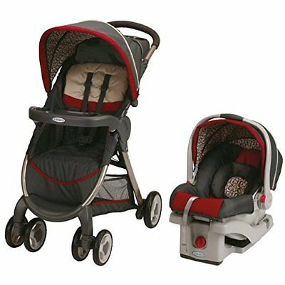 Graco Baby Kids Infant Toddler Stroller Car Seat Travel System Combo Easy Close