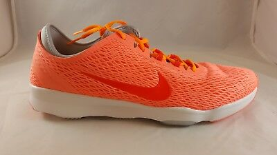 sneakers for cheap 57d13 76958 Nike Zoom Fit Women s Running Shoe 704658 601 Size 11