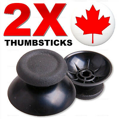 2X Analog Thumbsticks For Playstation 4 3 PS4 PS3 / Xbox One 360 Nintendo Wii U
