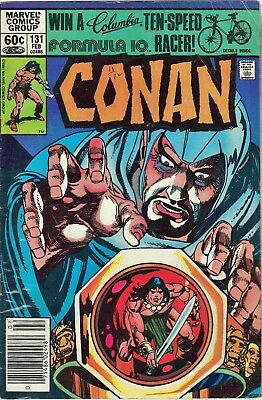 Conan the Barbarian #s 131, 132, 133, 135, 136, 137, 138 & 139 (1970, Marvel)