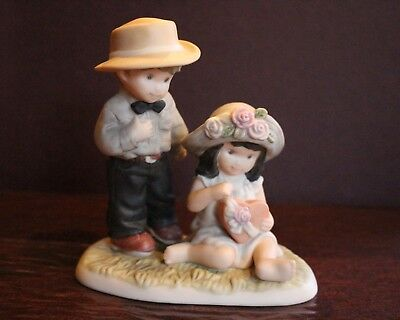 Kim Anderson PAAP figurine - Our Friendship is Filled w/ the Sweetest Surprises