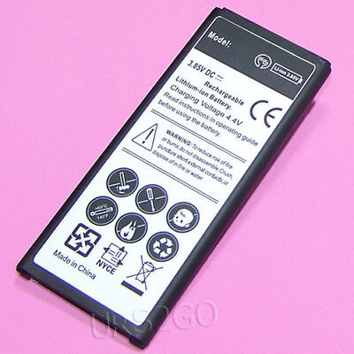 4450mAh Extended Slim Battery EB-BN915BBE for Samsung Galaxy Note Edge SM-N9150