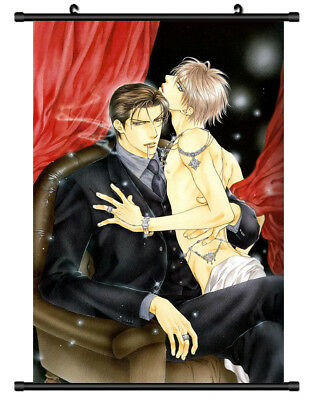 B4638 Love Prize In The Viewfinder anime manga Wallscroll Stoffposter 25x35cm