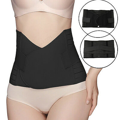 Postpartum Waist Support Belt Shaper Corset Recovery Tummy Belly Slimming Body